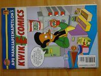 Assorted magazines, Marvel Gotham, Bongo