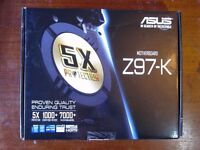 NEW_Asus Z97-K Mother board