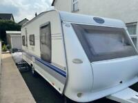 2008 Hobby Caravan