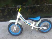 Carrera Kids Children's Baby Boy Toddler Outdoor Toy Balance Bike