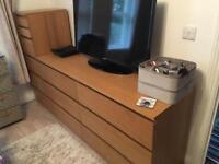 Ikea malm bedroom drawer sets