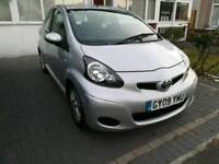 Toyota aygo automatic 2009 platinum edition A/C