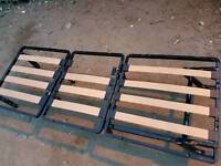 Camp bed. Good condition, foldable for easy shortage