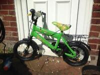 """12"""" boys bike (Ben 10)"""