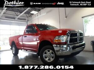 2012 Ram 2500 SLT | DIESEL | HEATED SEATS | UCONNECT |