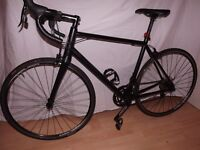 pinnacle dolomite 5 road racer.Brilliant condition.Offers.Carbon forks.not specialized allez trek