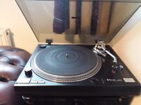 Sherwood pm-9800 dj turntable hardly used