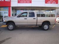 2005 Dodge Ram 2500 ST Prince George British Columbia Preview