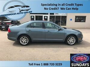 2011 Ford Fusion AWD,AC,HEATED SEATS,BLUETOOTH!!!