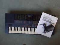 Yamaha Portasound PSS-580 Keyboard Music Station