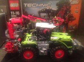 Lego technic model Claas xerion