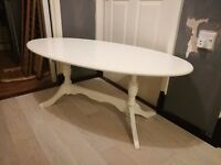 Conservatory/coffee Table