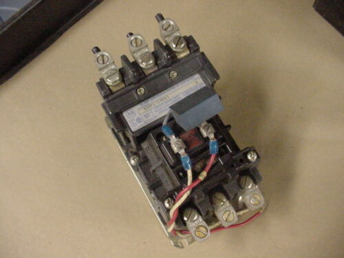 AB Allen Bradley 500FL-C0D93 Contactor Relay 60 Amp Free Shipping!