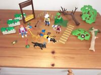Playmobile country dog park