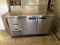 Williams Undercounted Fridge Stainless Steel