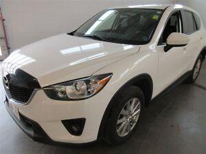 2015 Mazda CX-5 GS! BACK-UP! ALLOYS! SUNROOF! HEATED!