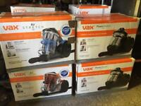 FREE DELIVERY VAX AIR BAGLESS CYLINDER VACUUM CLEANER HOOVERS