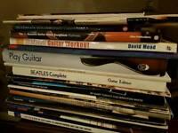 Guitar book selection