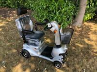 Quingo plus mobility scooter cost £4000 like new