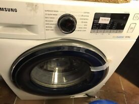 Samsung eco bubble Washing Machine.....Mint free Delivery