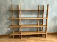 Oak Bookcase. Good condition. Collection only