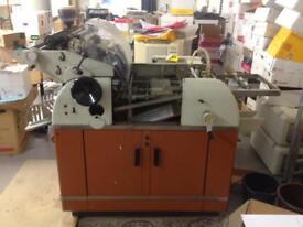 Multi 1250 Printer plus spares, plate maker etc., best offer?