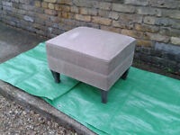 LOUNGE POUFFE / FOOTSTAL #FREE LOCAL DELIVERY#