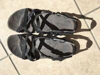 Ladies Merrell Walking Sandals - worn once, excellent condition