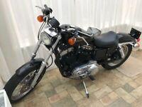 Harley-Davidson, SPORTSTER, Museum Quality 1998,