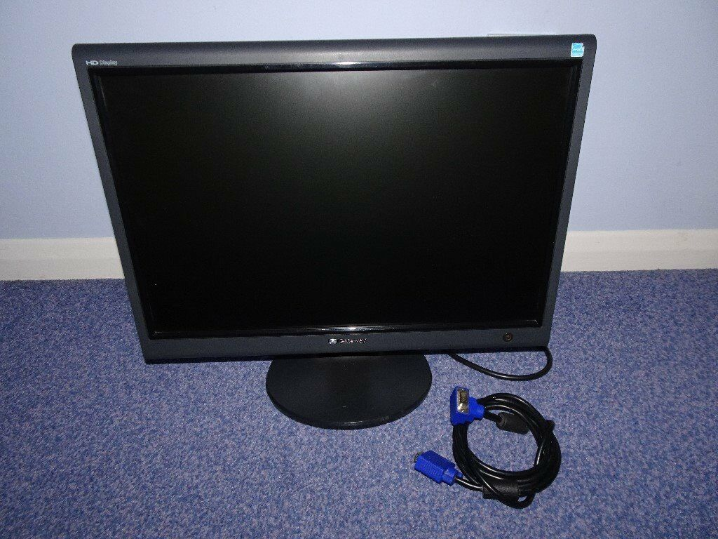 19 LCD PC Monitor Model 900W FPD1975W UK