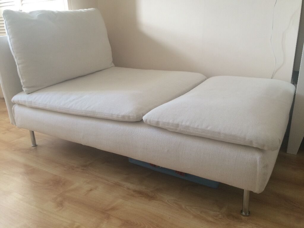 Lounge sofa ikea soderhamn 120 price new 345 in Ikea lounge sofa