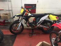 Ktm 300xc factory edition 2012 road legal