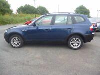 BMW X3 2.0 Diesel : Looking