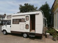 MOTOR HOME Talob express diesel ONLY 44K on clock