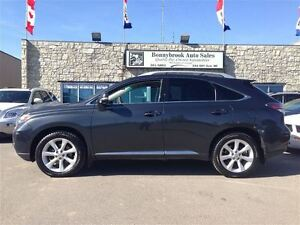 2010 Lexus RX 350 ACCIDENT FREE AWD COMES FULLY MECHANICALLY SAF