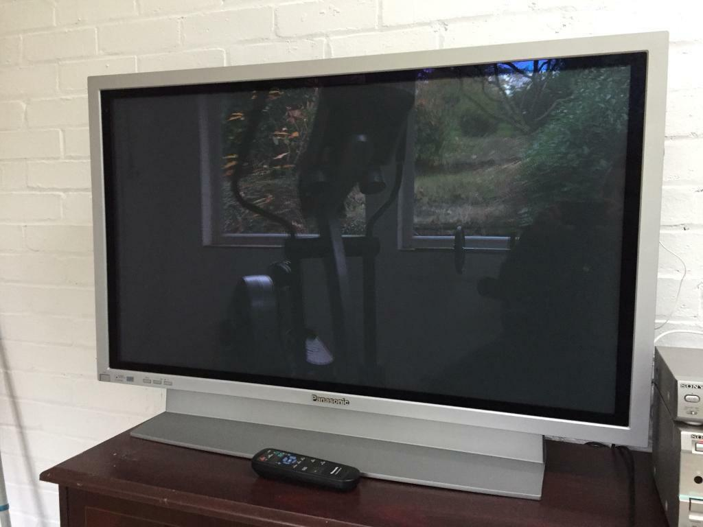 Panasonic Plasma TV
