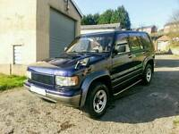 1993 Isuzu Trooper Bighorn 3.1TD Lotus Edition - Import - 7 Seater (Will accept a PX / Or VW T4??)