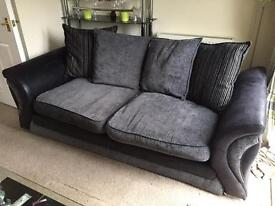 DFS sofa and swivel chair ***reduced***