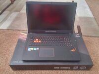 """Gaming Laptop - 17.3"""" Asus ROG Strix GL-702VM"""