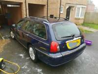 Rover 75 estate 2.0 v6 petrol