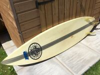 Surfboard for sale.