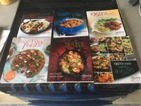 Slimming world recipe books