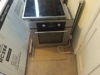 Hotpoint oven and hob