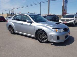 2013 Subaru WRX AWD -LIMITED 5 SPEED - TURBO - PRISTINE