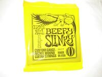 Genuine Ernie Ball 2627 Nickel Wound Electric Guitar Strings 11-54 Beefy Slinky (12 available)