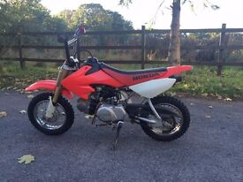 Honda CRF50F Pit Bike Motorcross Trail Bike