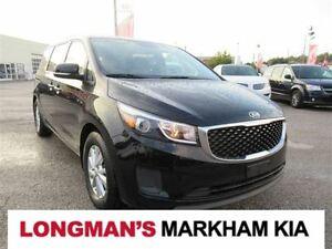 2016 Kia Sedona LX+ Power Doors Bliss