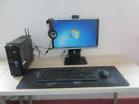 ★Complete Core™ i3 Wireless Pc With All New Peripherals★