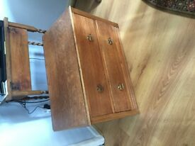 Chest of draws £20