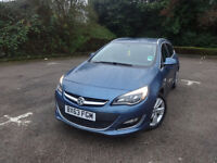 Vauxhall Astra SRi CDTi Auto Diesel 0% FINANCE AVAILABLE
